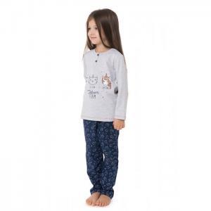 Комплект для девочки RP1369 (лонгслив, брюки) Roly Poly