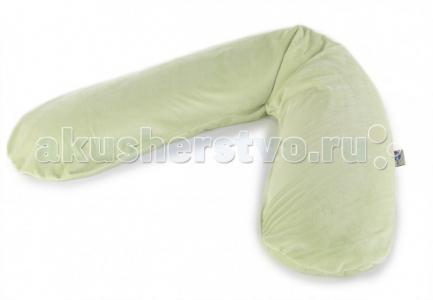 Чехол на подушку 190 см плюш Theraline