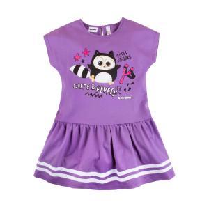 Платье  Angry Birds, цвет: фиолетовый Bossa Nova