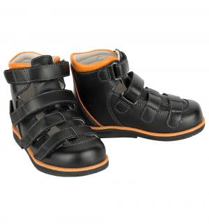 Туфли , цвет: оранжевый/синий Orthoboom