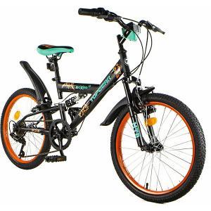 Двухколёсный велосипед  Boxer 20 Top Gear. Цвет: черный