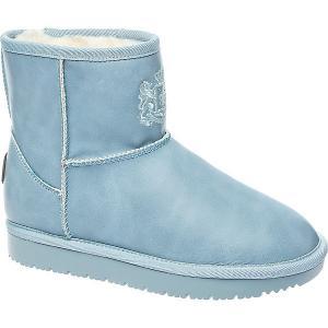 Утепленные сапоги Keddo. Цвет: голубой