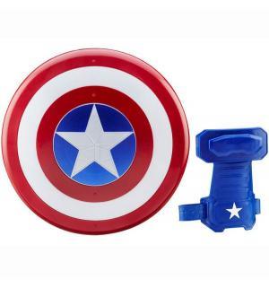 Щит  с перчаткой Первый мститель Avengers
