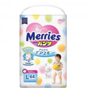 Подгузники-трусики  L (9-14 кг) 44 шт. Merries