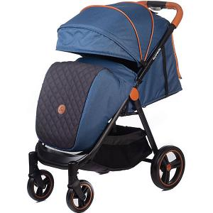 Прогулочная коляска Acarento Bellezza, джинс с серым Baby Hit. Цвет: джинсовый