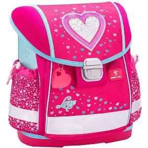 Ранец  Classy Heart Belmil. Цвет: розовый