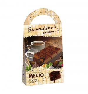 Набор для творчества  Мыло своими руками Бельгийский шоколад Аромафабрика