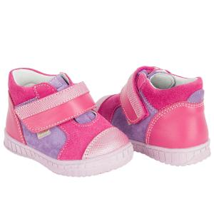 Ботинки , цвет: розовый Скороход