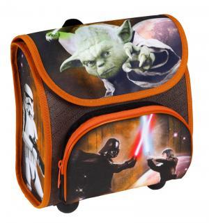 Ранец Star Wars, детский 23.5 х 22 14.5 см Wars Звездные войны, x Scooli