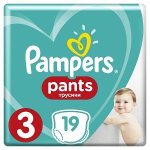 Подгузники  Pants (6-11 кг) шт. Pampers