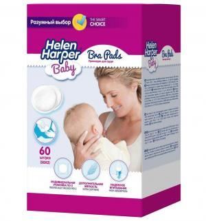 Прокладки Baby bra pads 60  для груди, шт Helen Harper