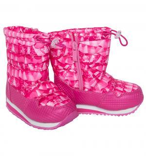 Сапоги Bi&Ki, цвет: розовый Tom.m