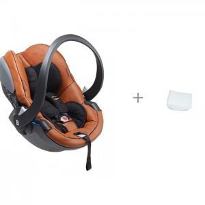 Автокресло  Izi GO Modular и вкладыш для новорожденного в детское АвтоБра Mima