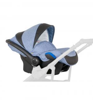 Автокресло  Baleo, цвет: синий меланж/черный Camarelo
