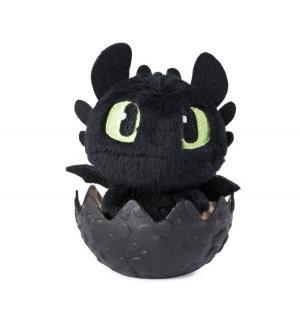 Мягкая игрушка  в яйце, 10 см Dragons