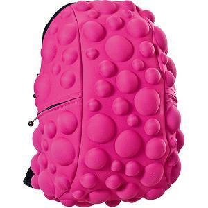 Рюкзак  Bubble Full, 46х36х20 см MadPax. Цвет: розовый