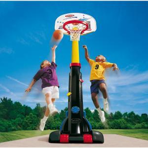 Little tikes Баскетбольный щит раздвижной