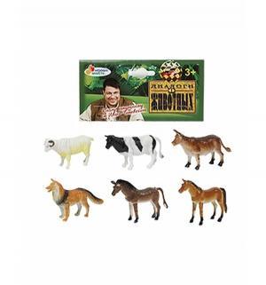 Игровой набор  Диалоги о животных 6 домашних Играем Вместе