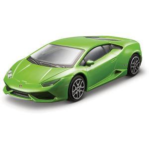 Машинка  Lamborghini Huracan LP 610-4, 1:43 Bburago. Цвет: зеленый