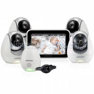 Видеоняня 4 камеры SEW-3057WPX4 Samsung