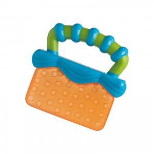 Игрушка-прорезыватель, , оранжево-синяя Playgro