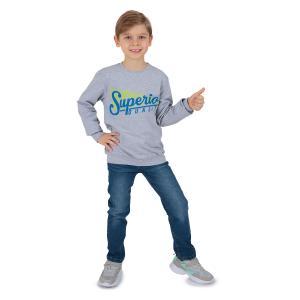 Джемпер  Спорт и числа Leader Kids