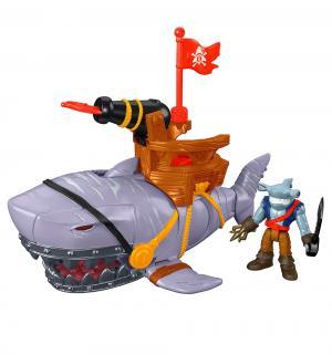Игровой набор  Капитан Немо и скат Mega mouth shark Imaginext