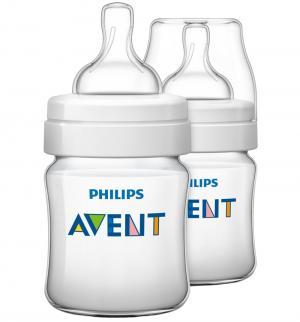 Бутылочка  для кормления полипропилен 0-6 мес, 125 мл Avent