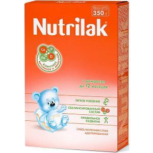 Молочная смесь , с 0 мес, 350 г Nutrilak