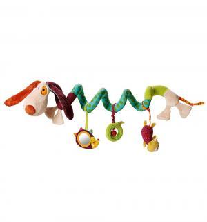 Игрушка-подвес спиральная  Собачка Джеф Lilliputiens
