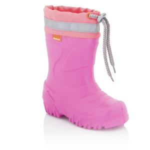 Резиновые сапоги , цвет: розовый Demar