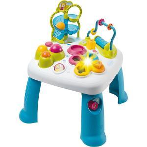 Развивающий игровой стол  Cotoons, синий Smoby