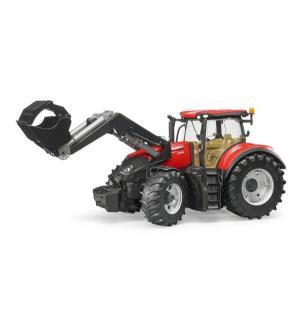 Трактор  Case IH Optum 300 CVX с погрузчиком Bruder