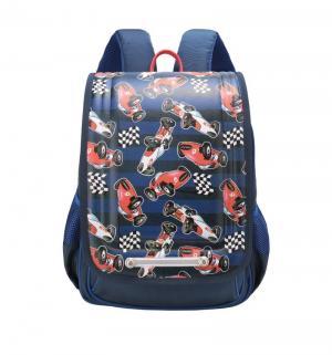 Школьный рюкзак  синий Grizzly