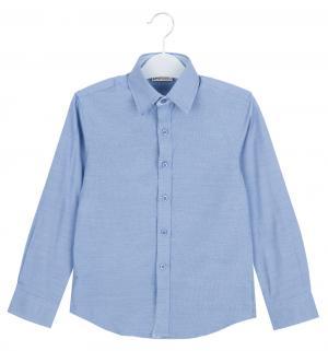 Рубашка , цвет: синий Deloras