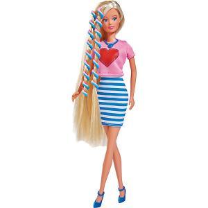 Кукла  Steffi Love Штеффи с аксессуарами для волос, 29 см Simba