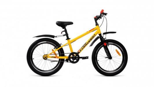 Велосипед двухколесный  Unit 20 1.0 10.5 2020 Forward