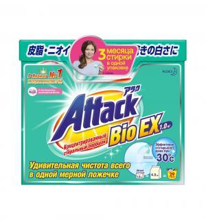 Стиральный порошок  BioEX, 1 кг Attack