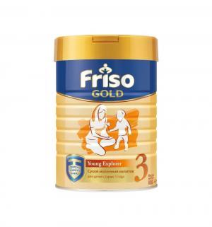 Напиток сухой  Фрисолак Gold 3 на молочной основе с 12 месяцев, 800 г Friso