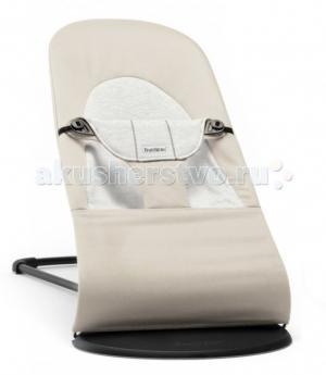 Кресло-шезлонг Balance Soft Cotton Jersey BabyBjorn