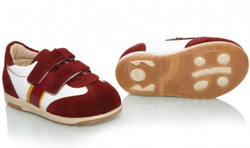 Кроссовки , цвет: бордовый Таши Орто