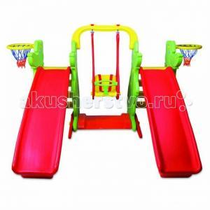 Игровой комплекс для двойни и погодков KK_KS9060-C King Kids