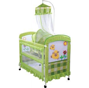Детская кроватка  BC-368 Leader Kids