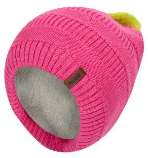 Шапка , цвет: розовый Reima