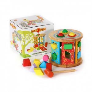 Деревянная игрушка  Цилиндр Папа Карло