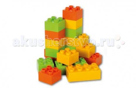 Конструктор  Кубики (18 элементов) Multigo