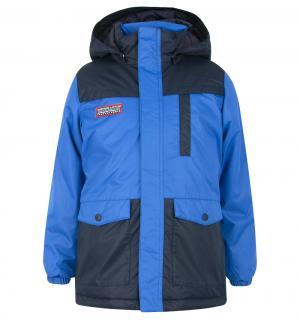Куртка  Nakke, цвет: синий Luhta