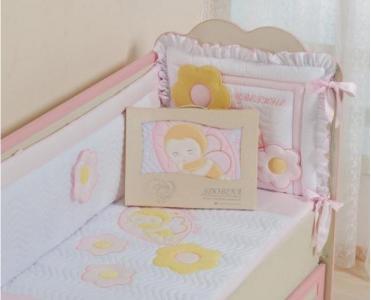 Постельное белье  Цветные сны (3 предмета) Селена (Сдобина)