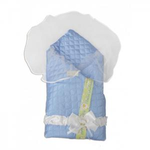 Конверт-одеяло на выписку Мила Bombus