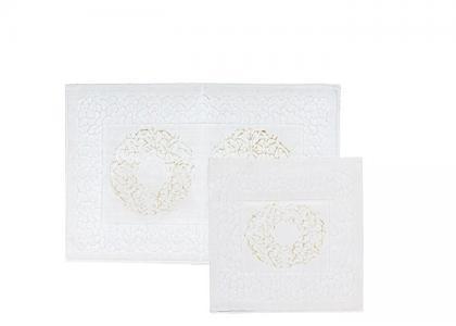 Naturale Reflex Комплект ковриков для ванной комнаты хлопковый 60х100 см 2 шт. Castafiore